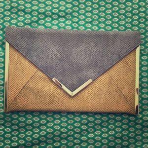 asos Envelop clutch